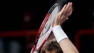 Haas erreicht Halbfinale in Paris