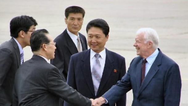 Nordkorea bereit zu Atomgesprächen