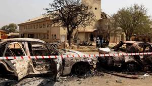 Nigeria will Islamisten energisch bekämpfen