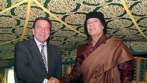 """Gaddafi: """"Gemeinsam mit Europa gegen Amerika"""""""