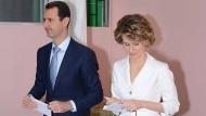 Assad gewinnt umstrittene Wahl in Syrien
