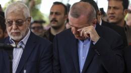 Erdogan: Mursi wurde getötet
