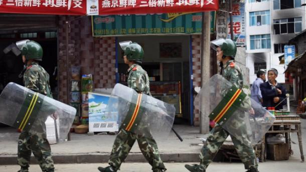 Lokalregierungen sollen Proteste unterbinden