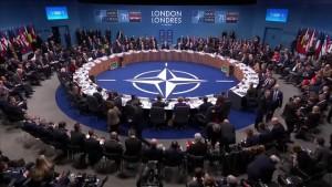 Nato demonstriert auf Gipfel Einheit und Stärke