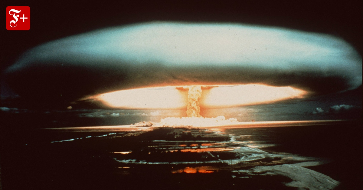 Atomare Bedrohung: Worauf sich die Nato einstellen muss
