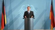 Dank Schröder ein Stück weiter in Richtung Kanzlerdemokratie