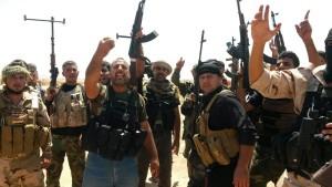Steinmeier offen für Waffenlieferungen an Irak