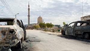 Ägypten vermutet IS hinter Anschlag auf dem Sinai