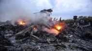 Flug MH17 von Rakete russischer Bauart getroffen