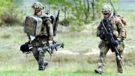 Bundeswehr beteiligt sich an Manövern in der Ukraine