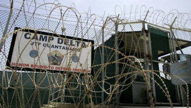 Obama plant Schließung von Guantánamo