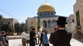 In Jerusalems Altstadt bahnt sich ein neuer Kampf um das Tempelberg-Areal an