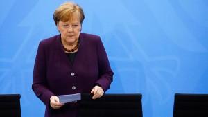 Merkel: Erdogans Verhalten gegenüber Flüchtlingen inakzeptabel