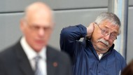 In dieser Woche besser als Gauck: Wolf Biermann mit Norbert Lammert im Bundestag