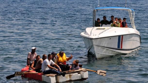 Reisefreiheit in Kuba vor dem Praxistest