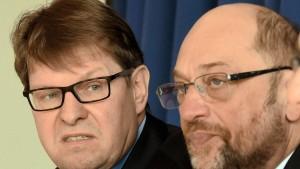 SPD streitet über Koalitionsaussage