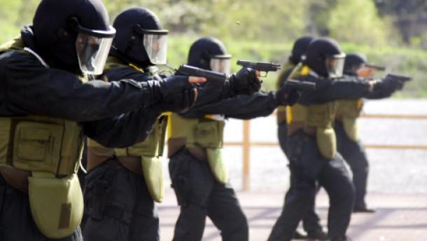 Deutsche Spezialisten schulten heimlich libysche Polizei