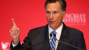 Spannung vor Trumps Treffen mit Romney
