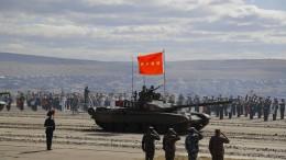 Droht ein Krieg mit China?