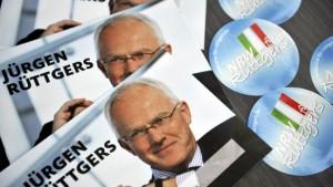 CDU und FDP gleichauf mit SPD und Grünen