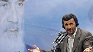 Iran versucht, sich in den Besitz einer Atomwaffe zu bringen