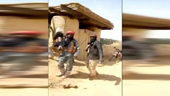 Angriff auf Militärstützpunkt