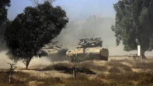 Israel sucht vermissten Soldaten