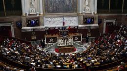 Französische Nationalversammlung verschärft das Asylrecht