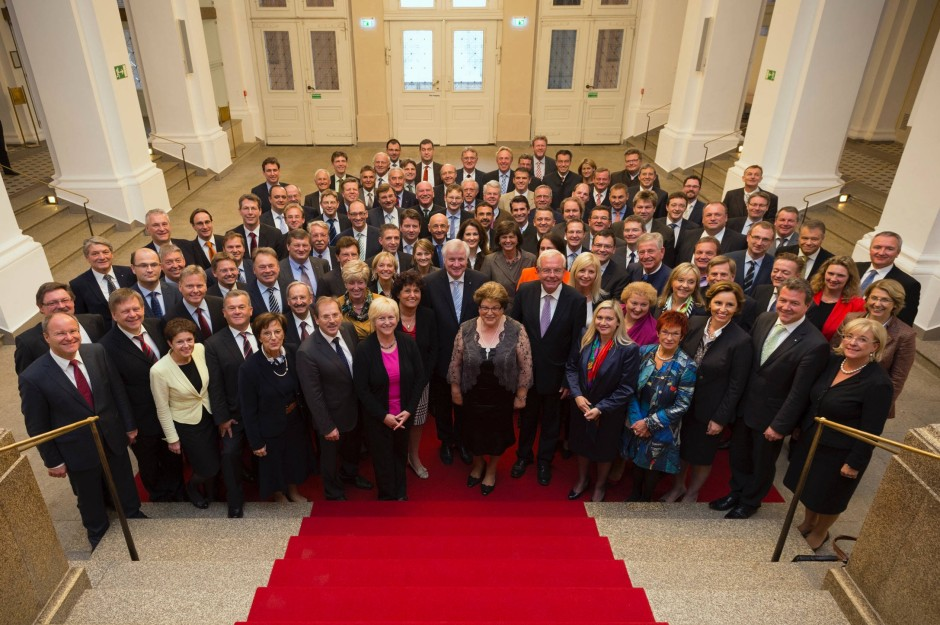 Bayerischer Landtag Abgeordnete