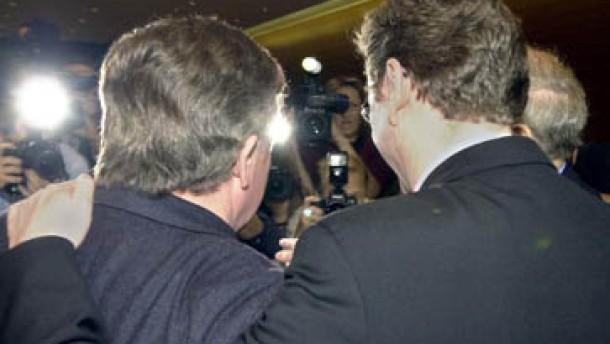 Westerwelle schließt Zusammenarbeit mit Möllemann aus