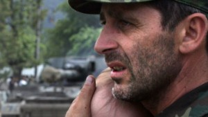 Die Eskalation begann im Frühjahr in Abchasien