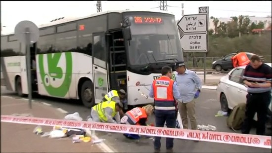 Palästinenser tötet Israeli mit Messer