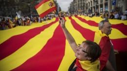 Katalanen lassen Madrid zappeln