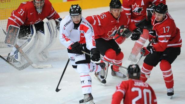 Deutschland-Cup - Kanada - Slowakei