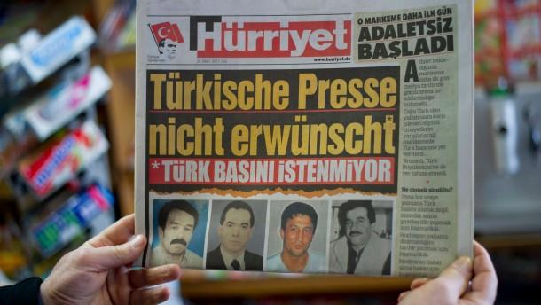 Deutsche Journalisten müssten türkischen Kollegen den Vortritt lassen