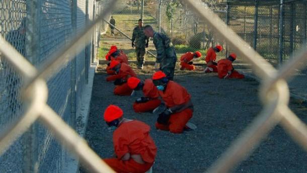 50 Häftlinge könnten in Europa aufgenommen werden