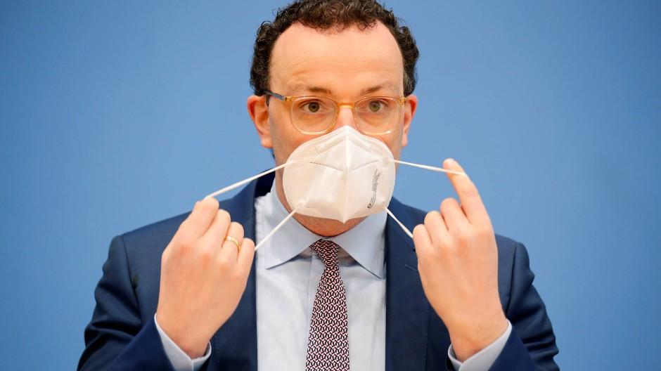 Nicht mehr so beliebt wie früher: Gesundheitsminister Jens Spahn (CDU)