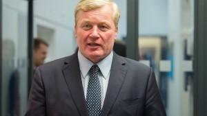 Althusmann gibt Wahlkampf-Fehler zu