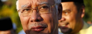 Galt einmal als Reformer: Malaysias Ministerpräsident Najib Razak