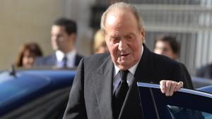 Königshaus rügt Buch über Juan Carlos