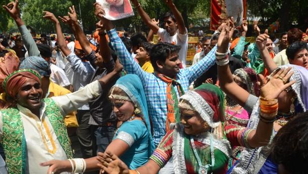 Modi und die Rächer der Hindus