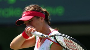 Andrea Petkovic verpasst Finale von Miami