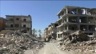 IS in syrischer Ex-Hochburg Raqqa offenbar geschlagen