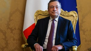 Antreiber Draghi