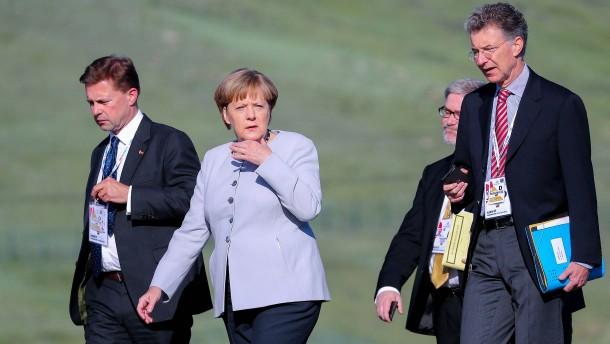 """Berlin bezeichnet Vorwürfe gegen Heusgen als """"großen Fehler"""""""
