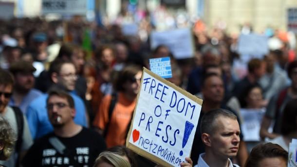 Wer gehört zur Presse?