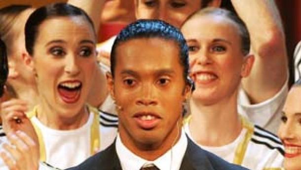 Prinz und Ronaldinho wieder die Besten