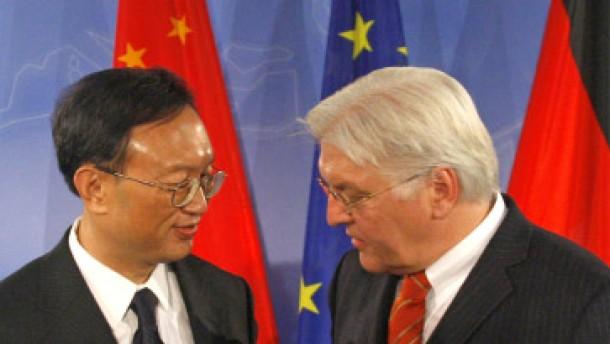 Peking lehrt Berlin das Fürchten