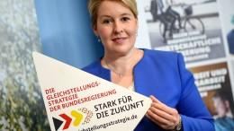 Giffey begrüßt Pläne in der CDU