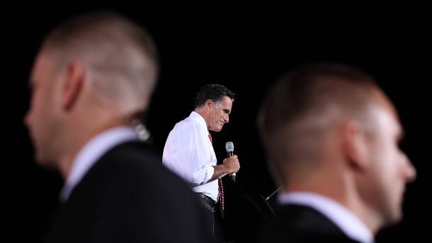 Romney nimmt umstrittene Äußerung zurück